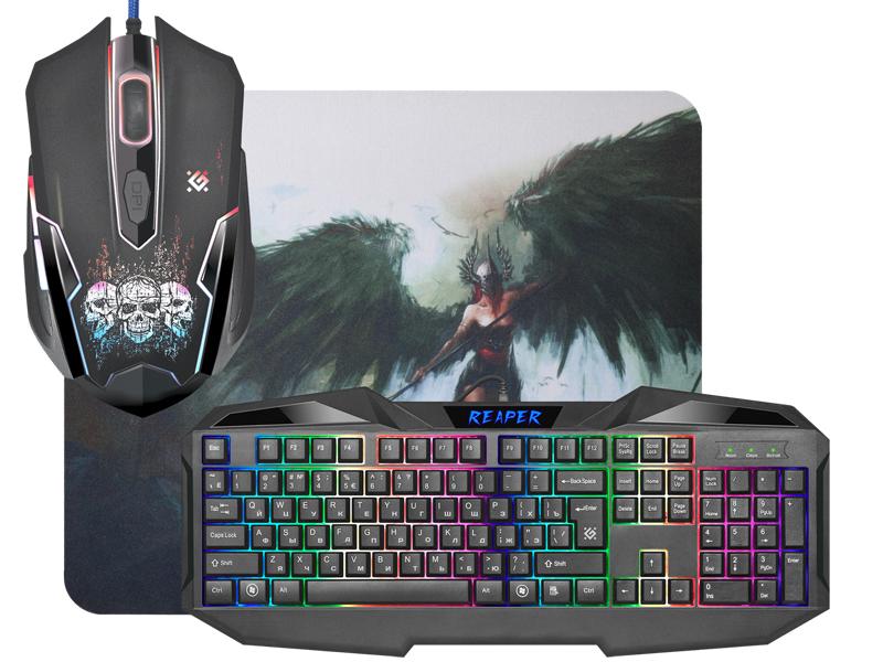 Набор Defender Reaper MKP-018 RU 52018 цена и фото