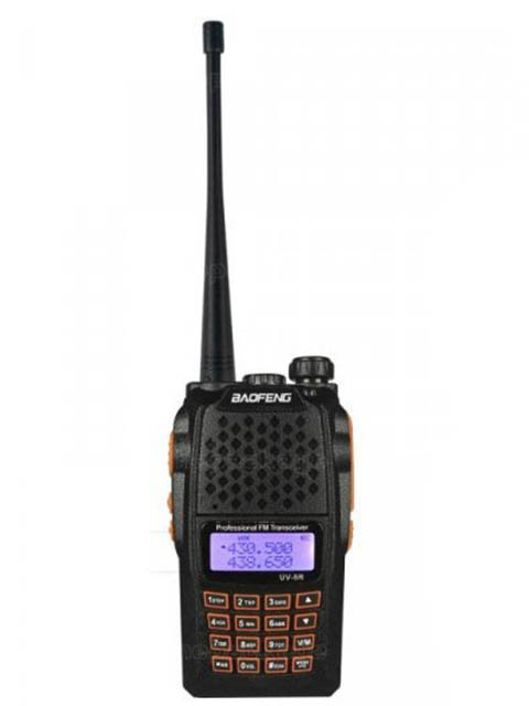 Рация Baofeng UV-6R Black