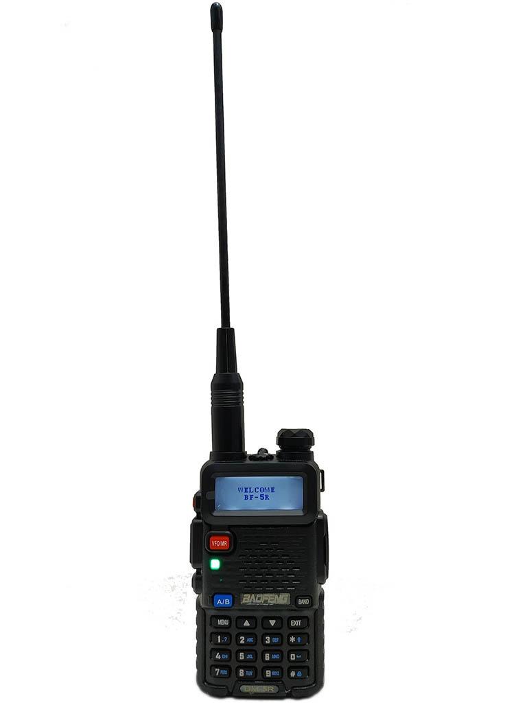 Рация Baofeng DM-5R Black аксессуары для раций baofeng usb walkie talkie 5r 5re baofeng usb charging cable