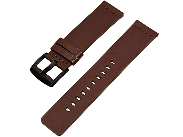 Аксессуар Ремешок Apres Mijobs for Amazfit Bip Leather Strap Brown