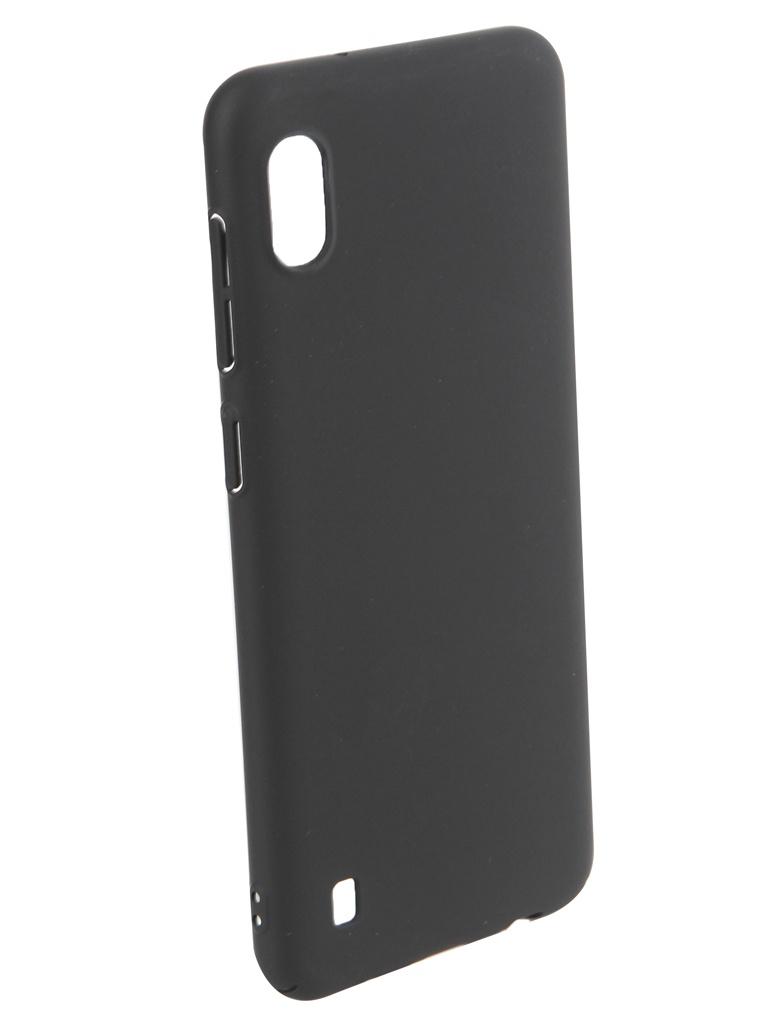 Аксессуар Чехол CaseGuru для Samsung Galaxy A10 Soft-Touch 0.3mm 105442