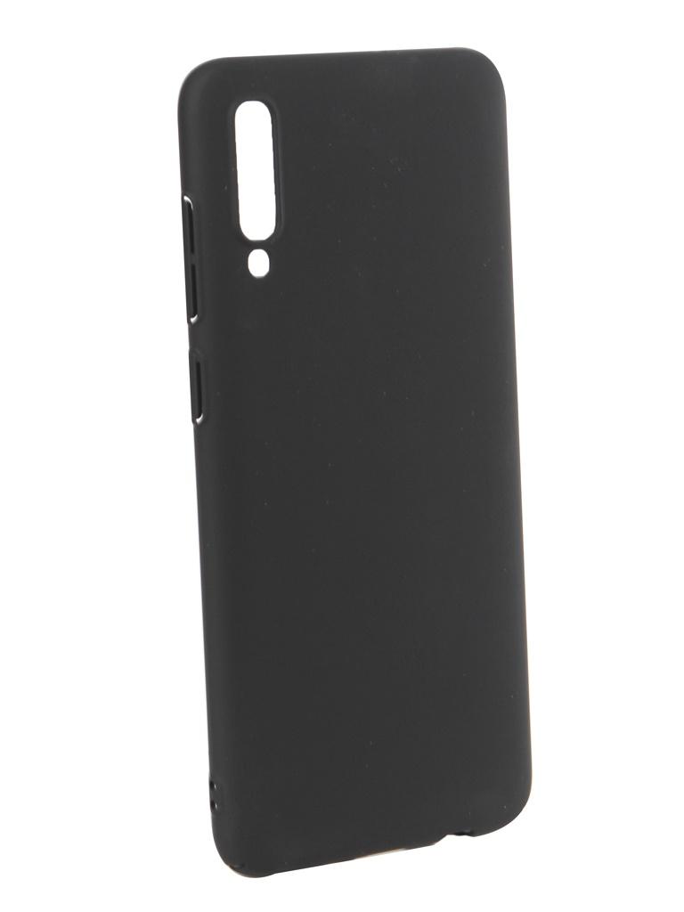 Аксессуар Чехол CaseGuru для Samsung Galaxy A70 Soft-Touch 0.3mm 105719