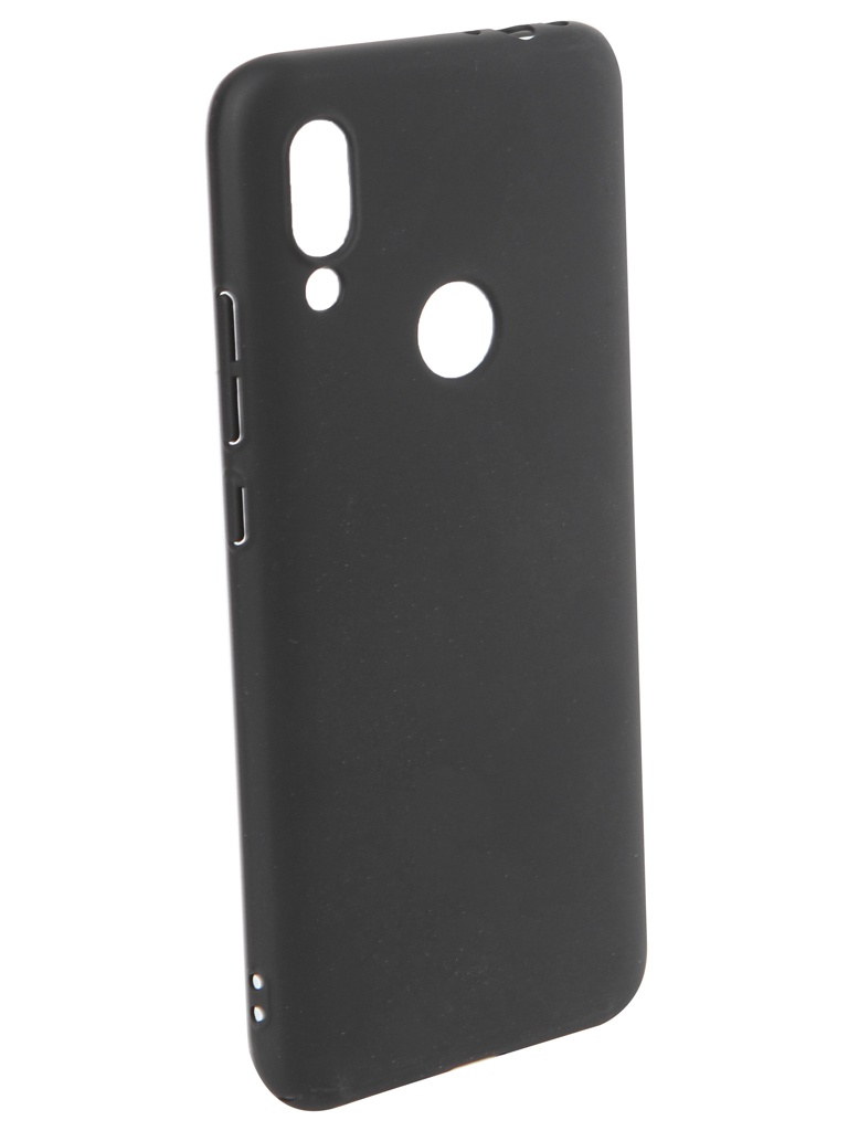 Чехол CaseGuru для Xiaomi Redmi 7 Soft-Touch 0.3mm 105441