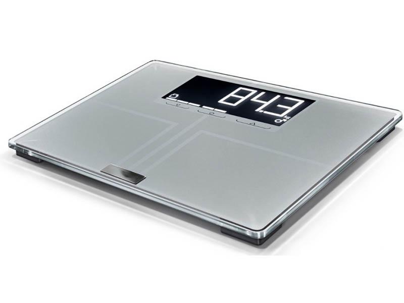Весы напольные Soehnle Shape Sense Profi 300 Silver 63869 весы soehnle page profi 300 white 61507