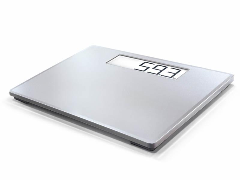 Весы напольные Soehnle Style Sense Safe 200 Silver 63866