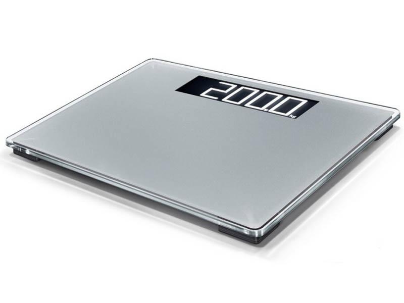 Весы напольные Soehnle Style Sense Comfort 600 Silver 63864