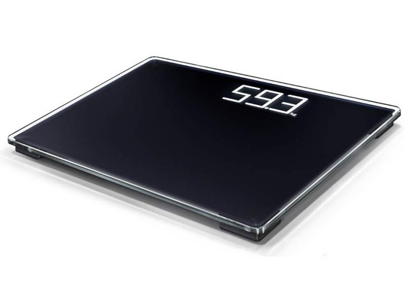Весы напольные Soehnle Style Sense Comfort 500 Black 63862