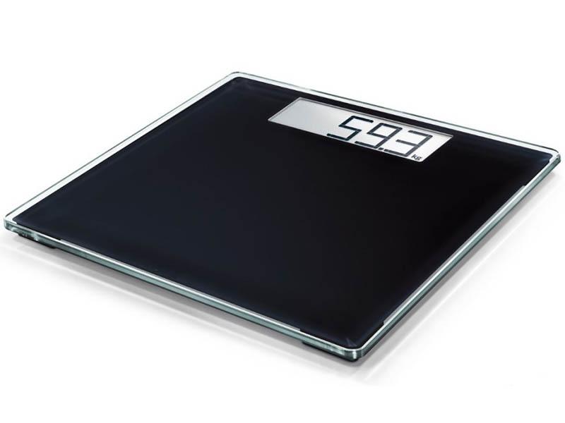 Весы напольные Soehnle Style Sense Comfort 400 Black 63860