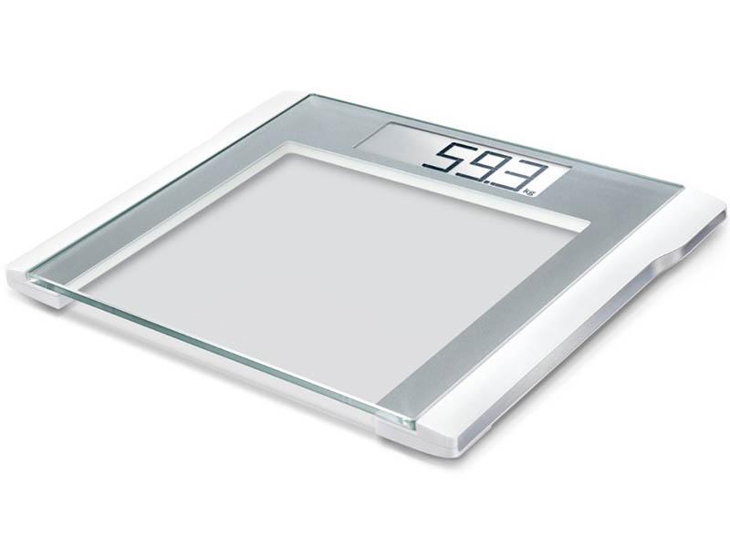 Весы напольные Soehnle Style Sense Comfort 200 Silver-White 63859