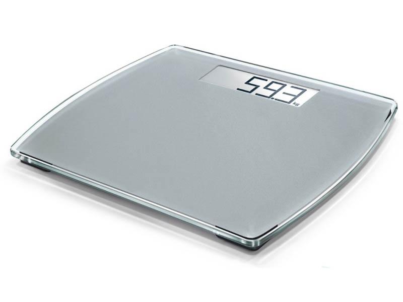 Весы напольные Soehnle Style Sense Comfort 300 Silver 63854 весы soehnle page comfort 400 white 61505