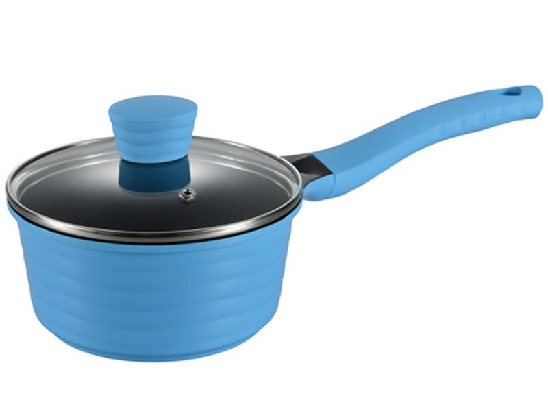 Ковш Erringen 1.4L 16cm Blue MS-WNG0016