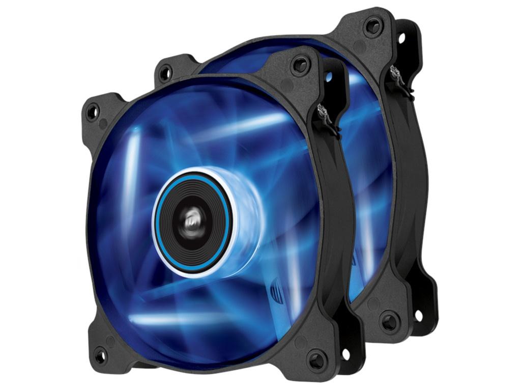 Вентилятор Corsair AF120 LED Blue Twin Pack CO-9050016-BLED