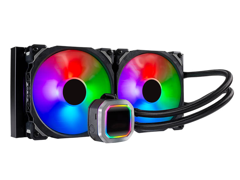 Водяное охлаждение Corsair Hydro Series H115I RGB Platinum 280mm CW-9060038-WW