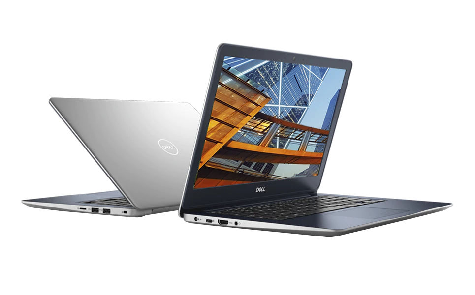 Ноутбук Dell Vostro 5370 5370-7189 Silver (Intel Core i5-8250U 1.6 GHz/8192Mb/256Gb SSD/No ODD/Intel HD Graphics/Wi-Fi/Bluetooth/Cam/13.3/1920x1080/Windows 10) ноутбук dell inspiron 5370 7291 intel core i5 8250u 1600 mhz 13 3
