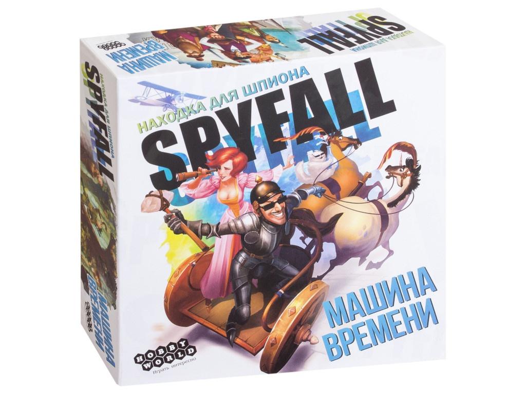 Настольная игра Hobby World Находка для шпиона: Машина времени 181938 цена