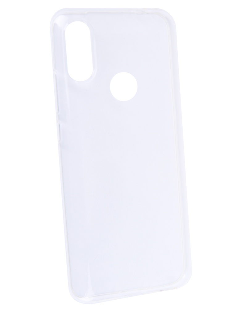 Аксессуар Чехол iBox Crystal для Xiaomi Redmi 7 Transparent УТ000017752 аксессуар чехол для xiaomi redmi 5a ibox crystal silicone transparent