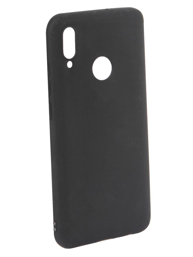 Аксессуар Чехол iBox для Huawei P Smart 2019 Ultimate Black УТ000017295 аксессуар чехол для huawei p20 pro ibox crystal silicone transparent