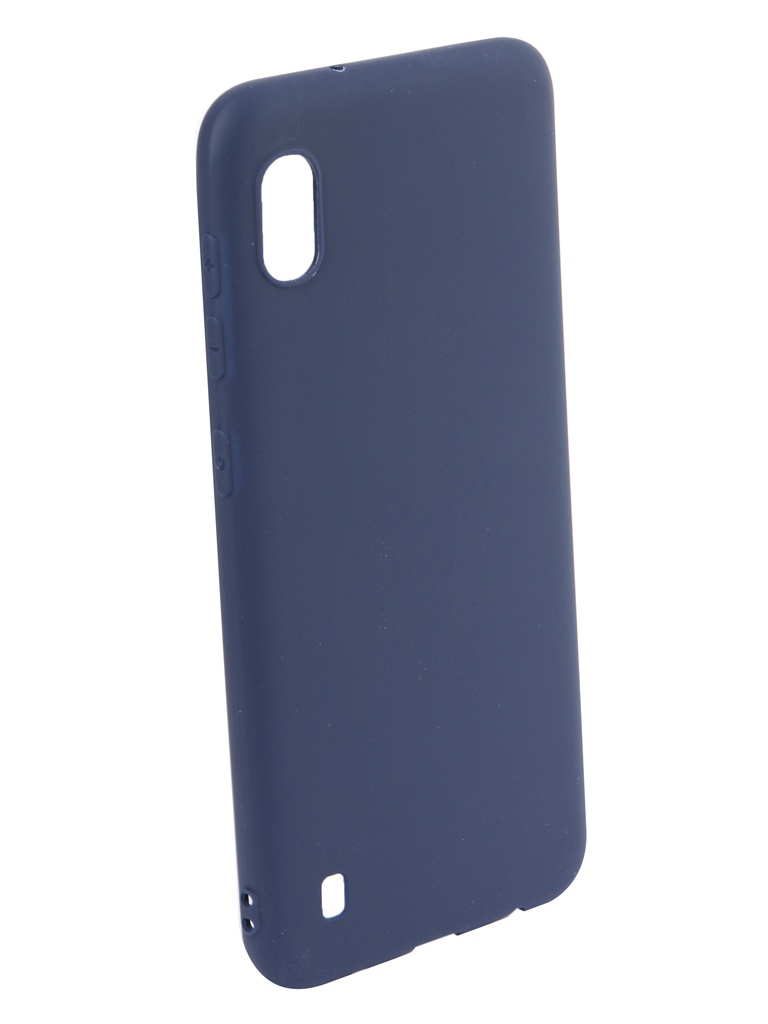 Аксессуар Чехол iBox для Samsung Galaxy A10 Ultimate Blue УТ000017431