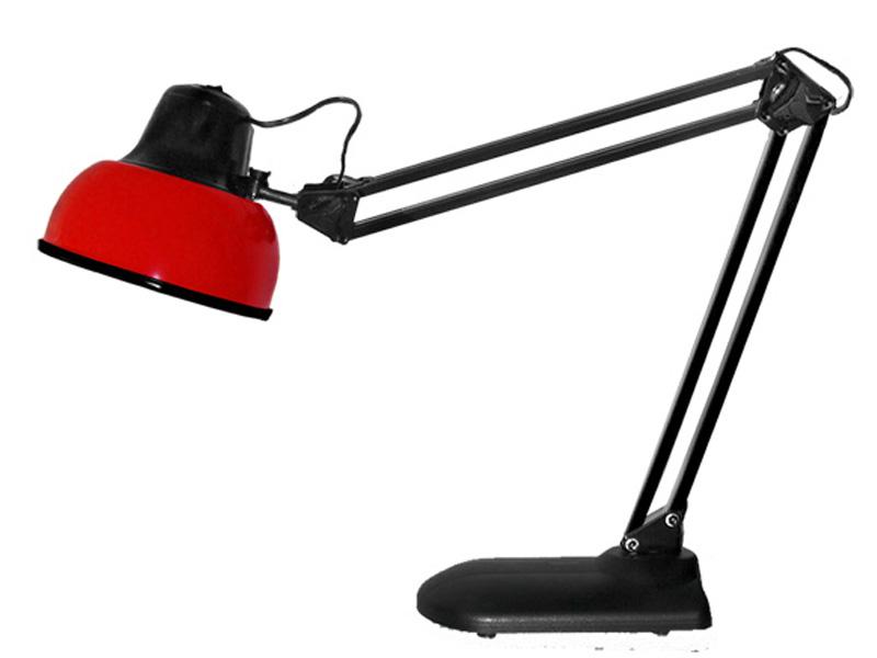 Настольная лампа Трансвит Бета-К+ Red