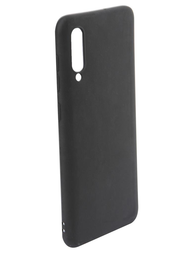 Аксессуар Чехол iBox для Samsung Galaxy A50 Ultimate Black УТ000017438