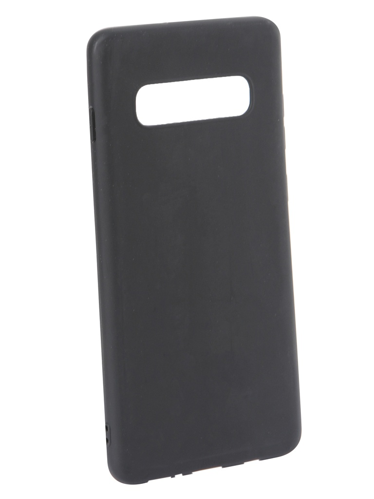 Аксессуар Чехол iBox для Samsung Galaxy S10 Plus Ultimate Black УТ000017428 ibox ut000004576 black