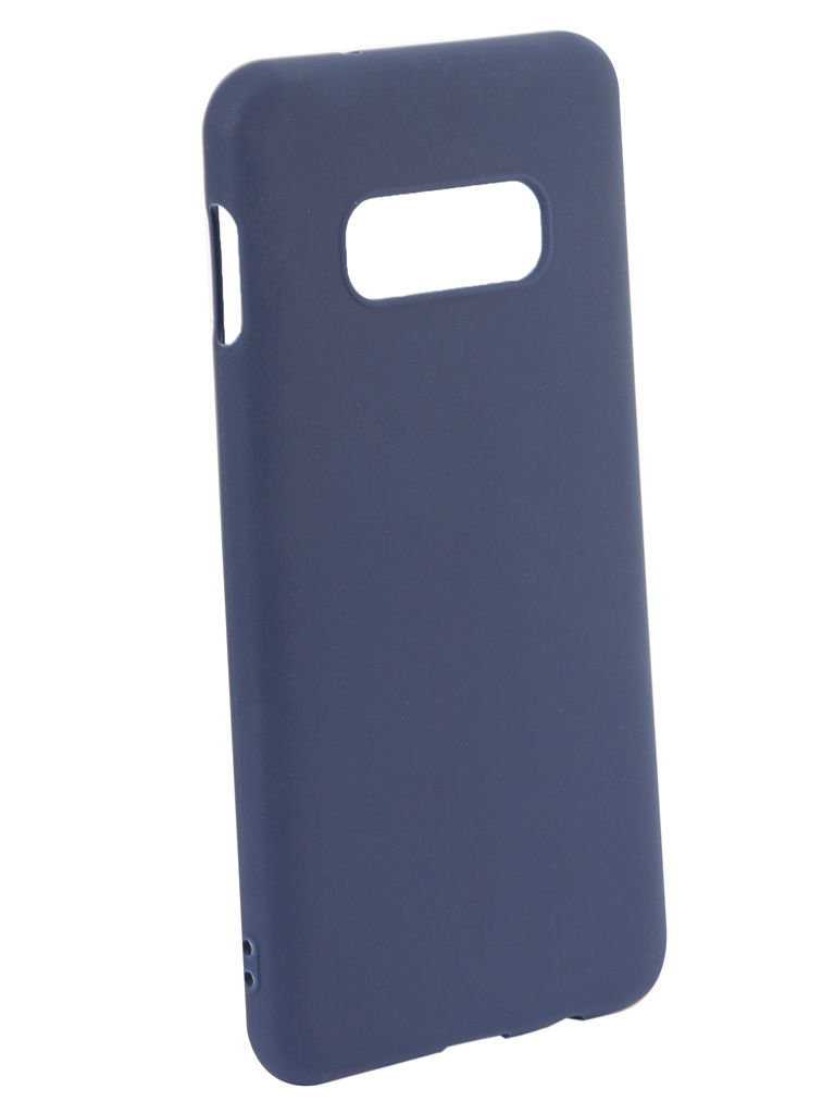 Чехол iBox для Samsung Galaxy S10E Ultimate Blue УТ000017425