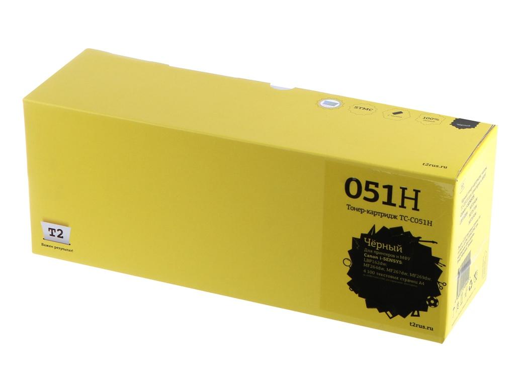 Картридж T2 TC-C051H для Canon i-SENSYS LBP162dw/MF264dw/MF267dw/MF269dw Black