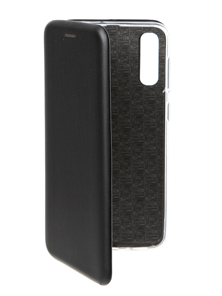 Аксессуар Чехол-книжка Red Line для Samsung Galaxy A50 Unit Black УТ000017423 аксессуар чехол with love moscow samsung galaxy j7 2017 кожаный black 10207
