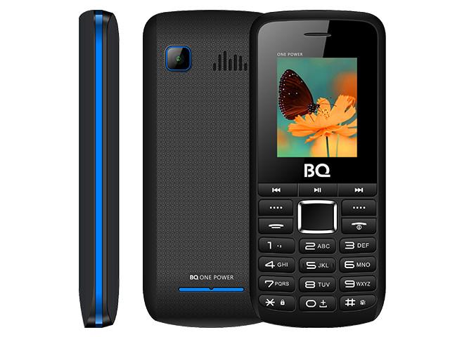 Сотовый телефон BQ 1846 One Power Blue цена и фото
