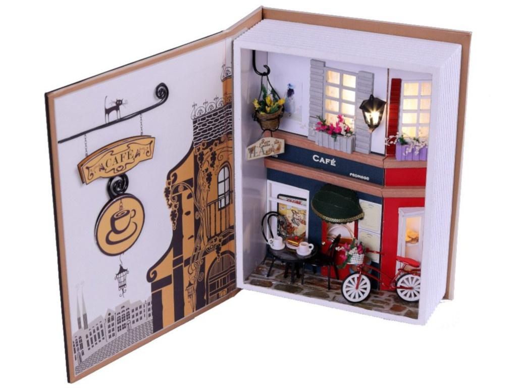 Сборная модель DIY House MiniHouse Дневник Каникулы в Праге B005