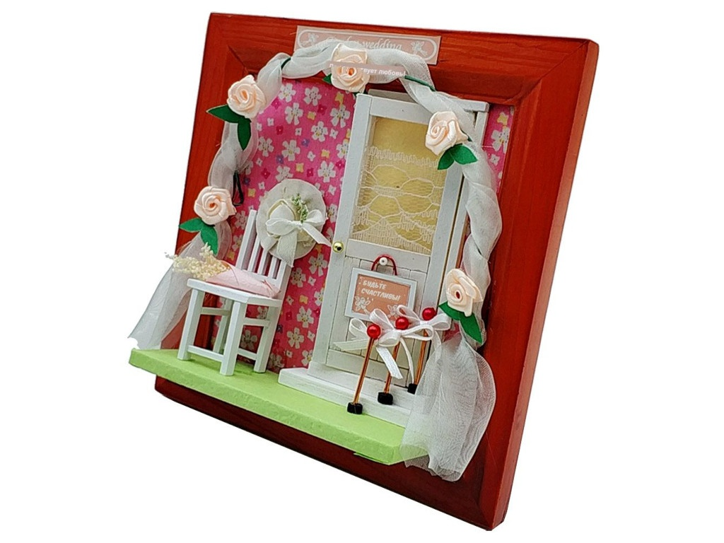 Конструктор DIY House MiniHouse Да здравствует любовь! 13616 рудакова н сост да здравствует мужчина