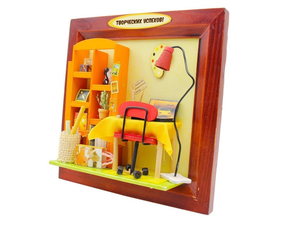 Конструктор DIY House MiniHouse Творческих успехов! 13632 фото