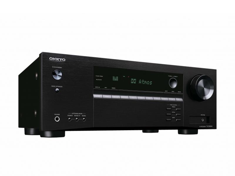 Ресивер Onkyo TX-SR494 Black стереоресивер onkyo tx 8250 silver