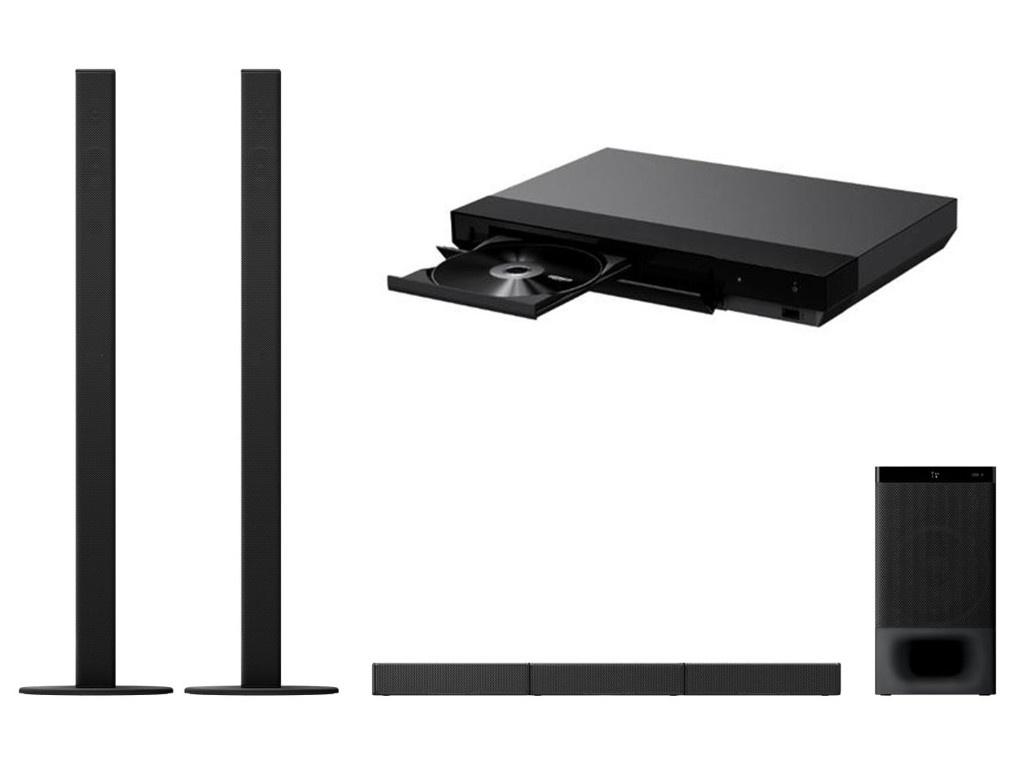 купить Комплект Sony HTS700UBP700.YC дешево