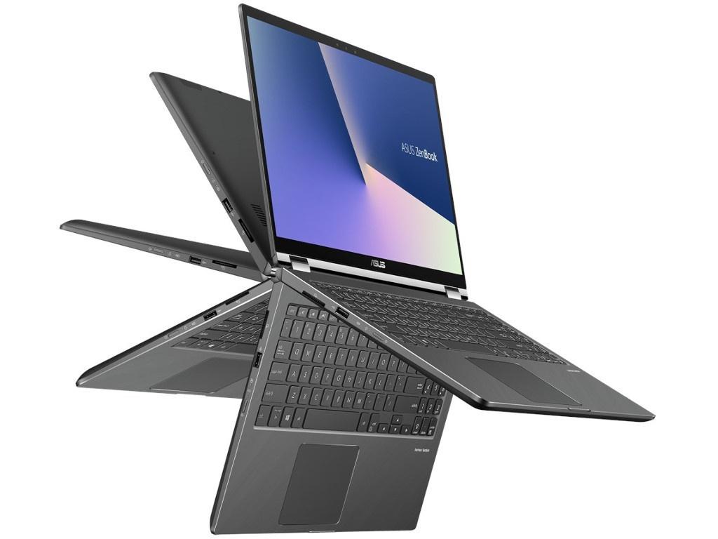 Ноутбук ASUS Zenbook UX562FD-EZ068R Grey 90NB0JS1-M01100 (Intel Core i5-8265U 1.6 GHz/12288Mb/256Gb SSD/No ODD/nVidia GeForce GTX 1050 MAX-Q 2048Mb/Wi-Fi/Bluetooth/Cam/15.6/1920x1080/Windows 10 64-bit) ноутбук asus x751sa ty004d 90nb07m1 m01100