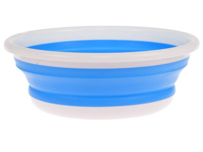 Таз силиконовый складной Bradex Light Blue TD 0562