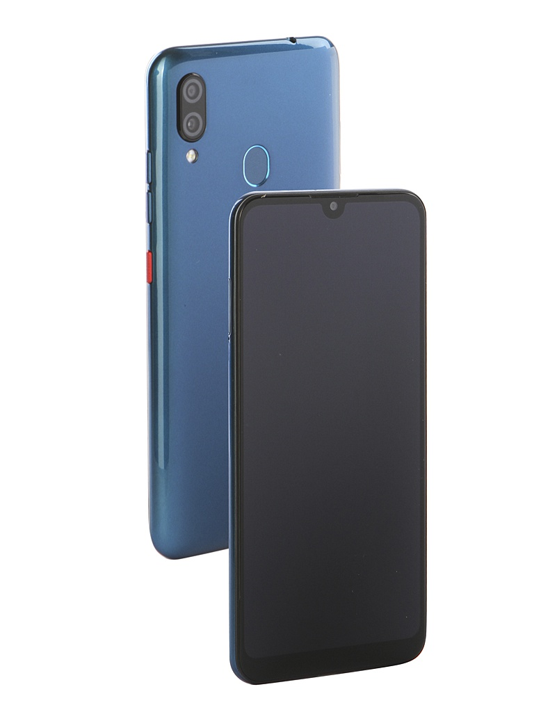 Сотовый телефон ZTE Blade V10 Vita 2Gb RAM 32Gb Blue цена и фото