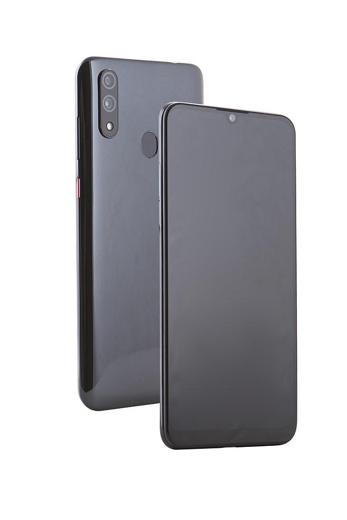 Сотовый телефон ZTE Blade V10 Black Graphite