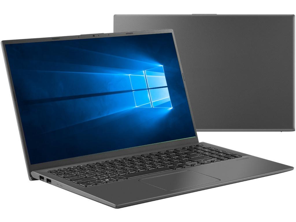 Ноутбук ASUS X512UA-BQ236T 90NB0K83-M04060 (Intel Core i3-8130U 2.2 GHz/4096Mb/256Gb SSD/No ODD/Intel HD Graphics/Wi-Fi/Bluetooth/Cam/15.6/1920x1080/Windows 10 64-bit)