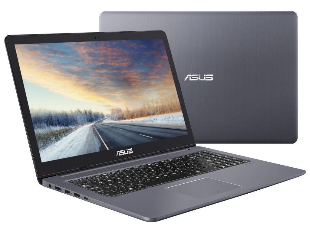 Ноутбук ASUS N580GD-FI493 90NB0HX4-M07760 (Intel Core i7-8750H 2.2GHz/16384Mb/1000Gb + 256Gb SSD/No ODD/nVidia GeForce GTX 1050 4096Mb/Wi-Fi/Bluetooth/Cam/15.6/3840x2160/DOS) ноутбук asus vivobook pro 15 n580gd e4128t 90nb0hx4 m02950