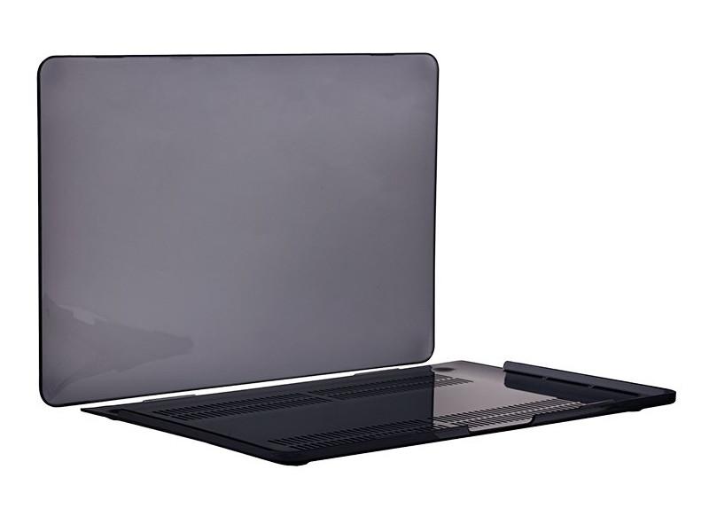 Аксессуар Чехол DF для MacBook Air 2010-2017 MacCase-05 Black