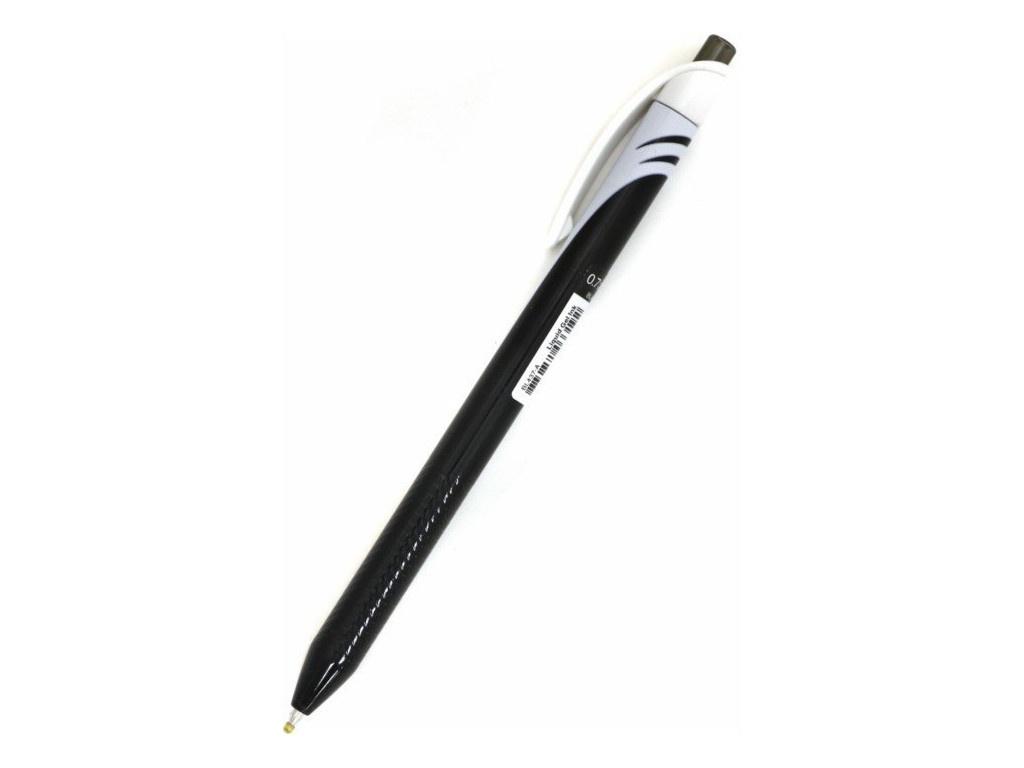 Ручка гелевая Pentel Energel 0.7mm корпус Black, стержень Black BL437-A