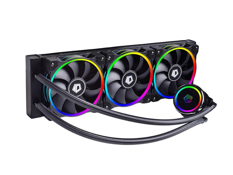 Водяное охлаждение ID-Cooling ZOOMFLOW 360 RGB