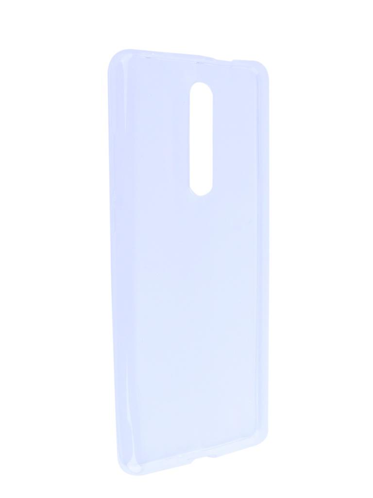 Аксессуар Чехол DF для Xiaomi Mi 9T /Mi Pro / Redmi K20 Silicone Super Slim xiCase-47