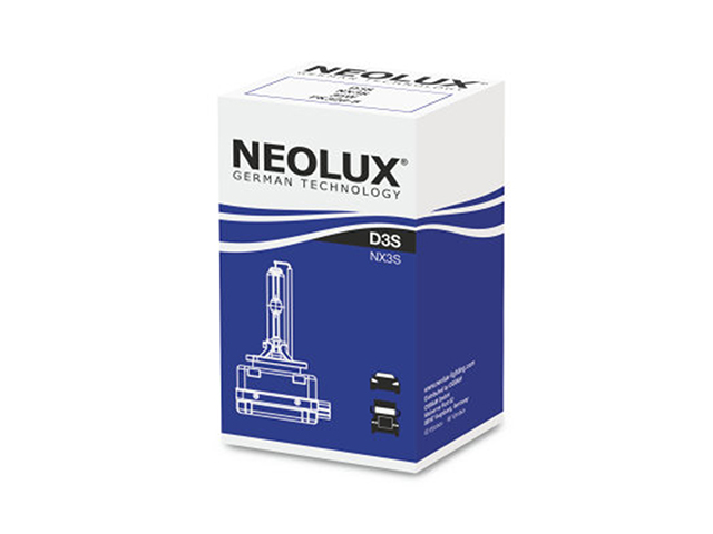 Лампа Neolux D3S 42V-35W PK32d-5 NX3S-1SCB