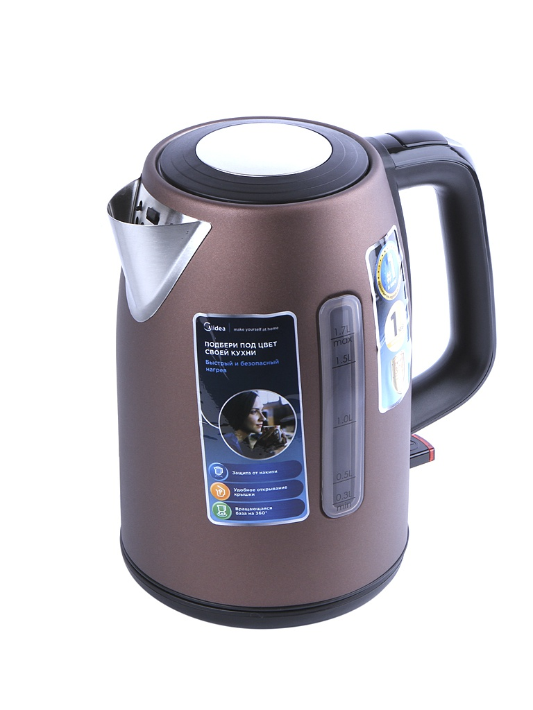 Чайник Midea MK-8059 Bronze