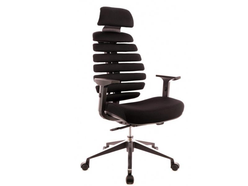 Компьютерное кресло Everprof Ergo Grey ткань Black cкакалка nike weighted rope 2 0 ns grey black bright citrus
