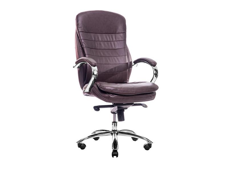 Компьютерное кресло Everprof Valencia M Экокожа Коричневый