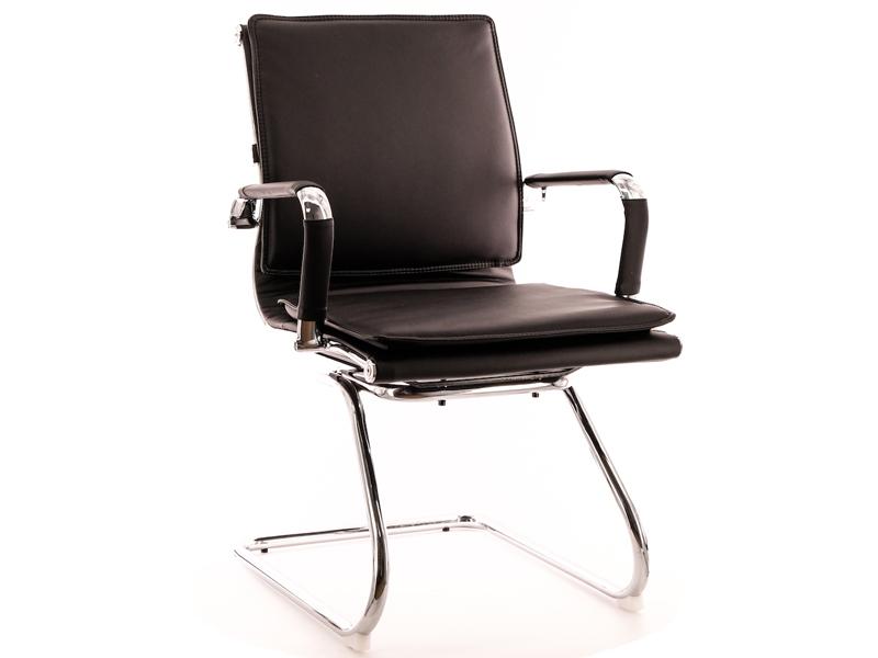 Компьютерное кресло Everprof Nerey CF экокожа Black