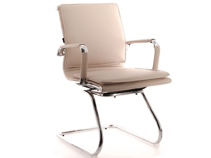 лучшая цена Компьютерное кресло Everprof Nerey CF экокожа Beige